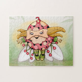 FEALA FAIRIE CUTE ALIEN MONSTER PUZZLE 11 X 14 2