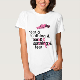 Fear and Loathing Tshirt