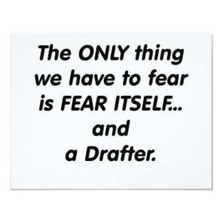 fear drafter card