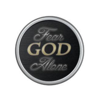 Fear God Alone Speaker