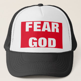 Fear God Evangelism Hat