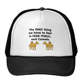 Fear Itself Camels Cap