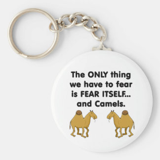 Fear Itself Camels Key Ring