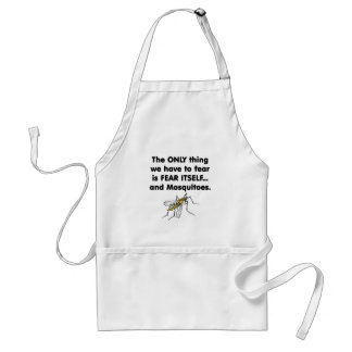 fear itself mosquitoes 2 standard apron