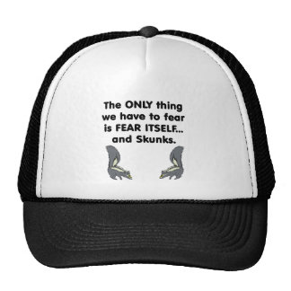 Fear Itself Skunks Cap