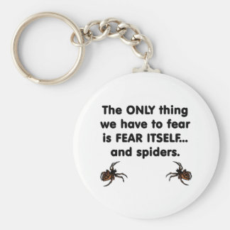 Fear Itself spiders Key Ring
