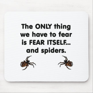 Fear Itself spiders Mouse Mat