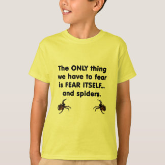 Fear Itself spiders T-Shirt