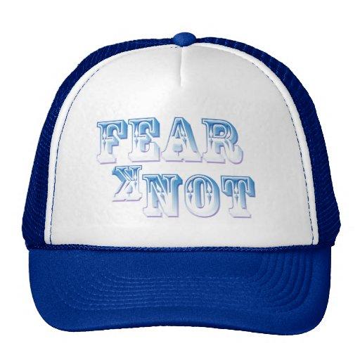 Fear kNot Trucker Hat