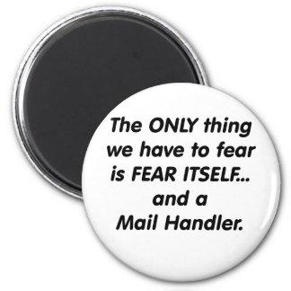fear mail handler magnet