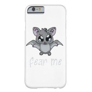 Fear Me! Bat (light text) Barely There iPhone 6 Case