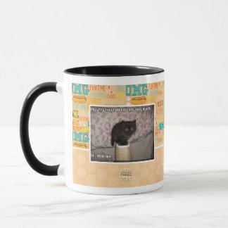Fear me mug