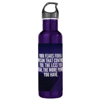 FEAR - Motivational 710 Ml Water Bottle