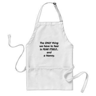 fear nanny standard apron