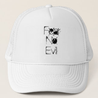 Fear No Evil Trucker Hat