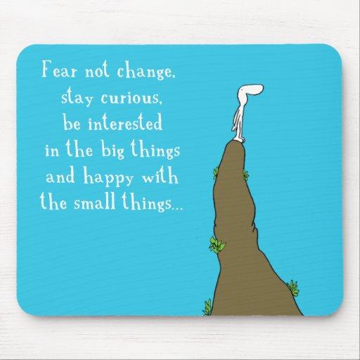 fear not change mousepads