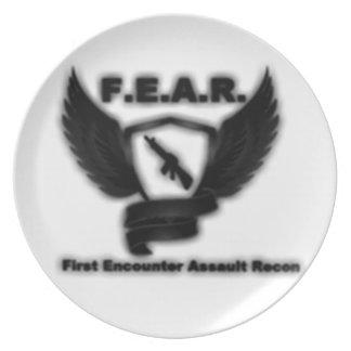 FEAR Plate