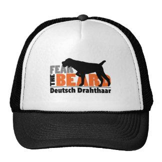 Fear the Beard - Deutsch Drahthaar Cap