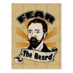 Fear the Beard, Funny Moustache
