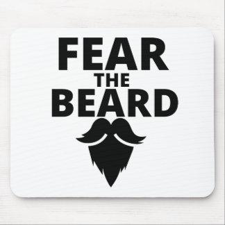Fear the Beard Mouse Pad