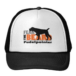 Fear the Beard - Pudelpointer Cap