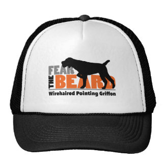 Fear the Beard - Wirehaired Pointing Griffon Cap