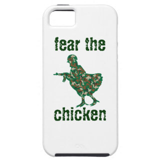 Fear the chicken case iPhone 5 covers