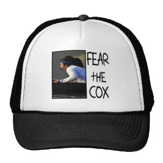 Fear the Cox Cap