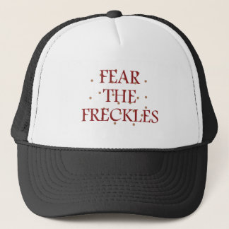 Fear the Freckles Trucker Hat