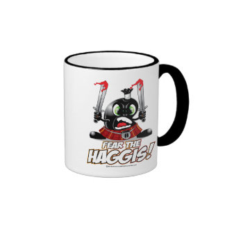 Fear the Haggis Ringer Mug