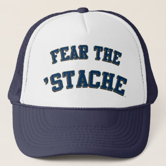 Fear The 'Stache Trucker Hat
