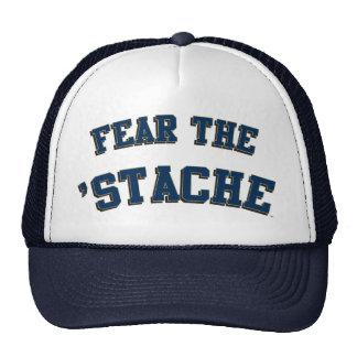 Fear The Stache Trucker Hat