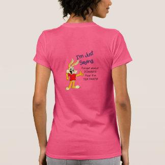 Fear the Tea Party T-shirt