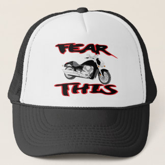 Fear this Black M109R Trucker Hat
