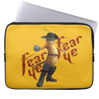Fear Ye Fear Ye Laptop Sleeve