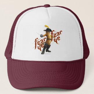 Fear Ye Fear Ye Trucker Hat