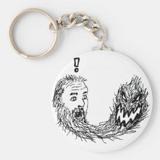 Fearbeard Key Ring