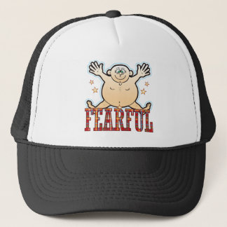 Fearful Fat Man Trucker Hat