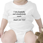 Fearfully and Wonderfully Made Romper