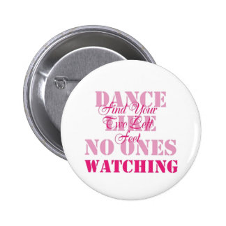 Fearless And Free Pinback Buttons