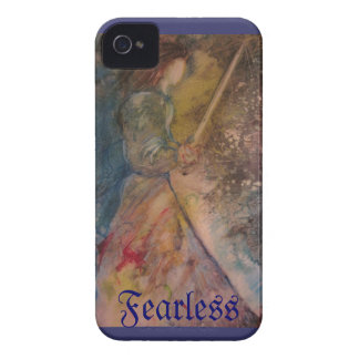 """""""Fearless"""" Blackberry Case"""