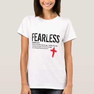 FEARLESS-JEREMIAH 29:11 T-Shirt