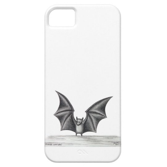 Fearless Little Bat iPhone 5 Cover
