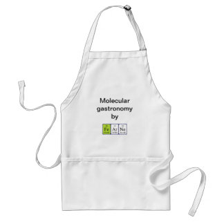 Fearne periodic table name apron