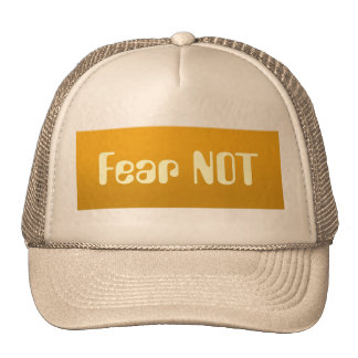 FEARNOT FEAR NOT CAP