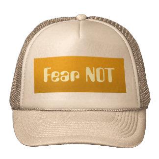 FEARNOT FEAR NOT TRUCKER HAT