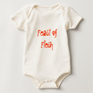 Feast of Flesh Baby Bodysuit