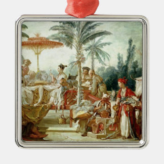 Feast of the Chinese Emperor Christmas Ornament