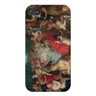 Feast of the Gods iPhone 4 Cover