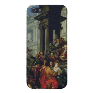 Feast under an Ionic Portico, c.1720-25 iPhone 5 Case